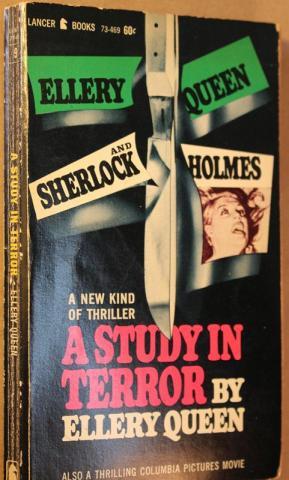 Sherlock Holmes vs Jack The Ripper, A Study in Terror